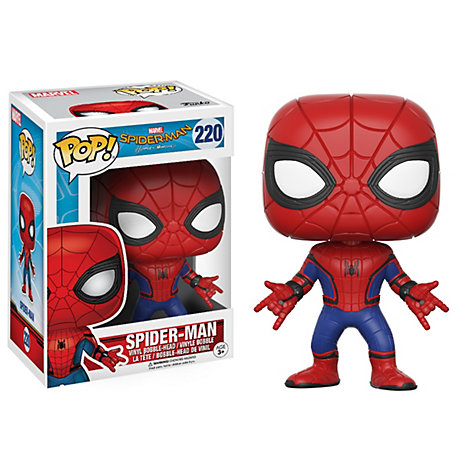 Spider-Man Pop! Vinyl Figure by Funko