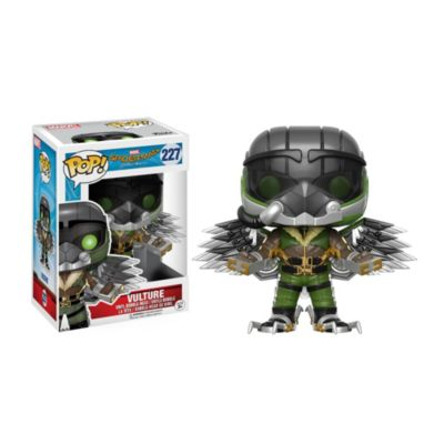 Vulture Pop!- figur av vinyl från Funko, Spider-Man: Homecoming