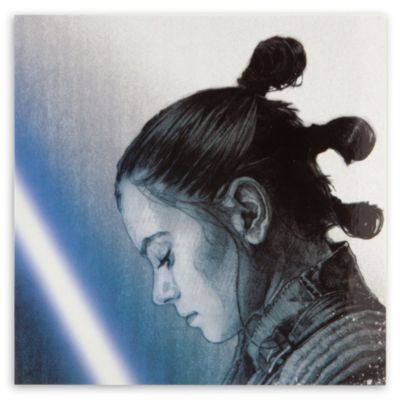 Limited Edition Rey Pin and Lithograph