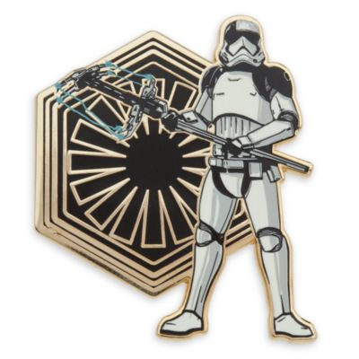 Limited Edition First Order Executioner Pin and Lithograph