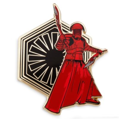 Limited Edition Praetorian Guard Pin and Lithograph