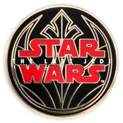 Boîte à pin's Star Wars: Les Derniers Jedi en édition limitée à collectionner