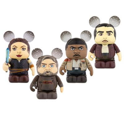 "Vinylmation Star Wars: The Last Jedi 3"" Figure"