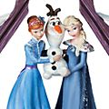 Olaf's Frozen Adventure Singing Hanging Ornament