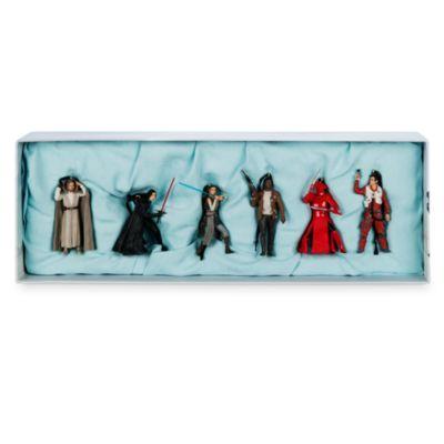 Star Wars: The Last Jedi Hanging Ornament Set