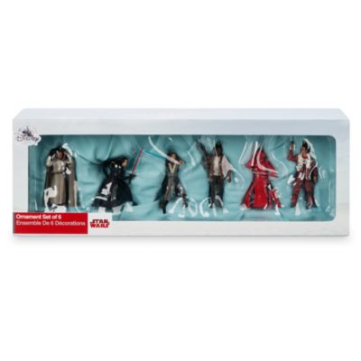 Star Wars: The Last Jedi Hanging Ornament Set