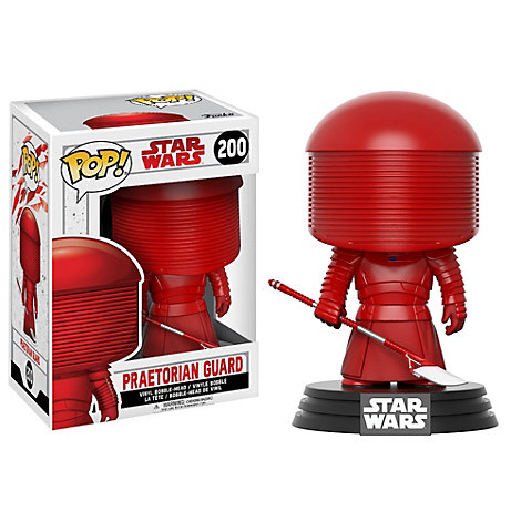 Praetorian Guard Pop! vinylfigur fra Funko, Star Wars: The Last Jedi