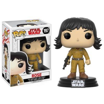 Figurine Funko Pop! Rose en vinyle, Star Wars: Les Derniers Jedi
