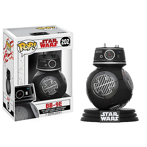 BB-9E Pop! Vinyl Figure by Funko, Star Wars: The Last Jedi