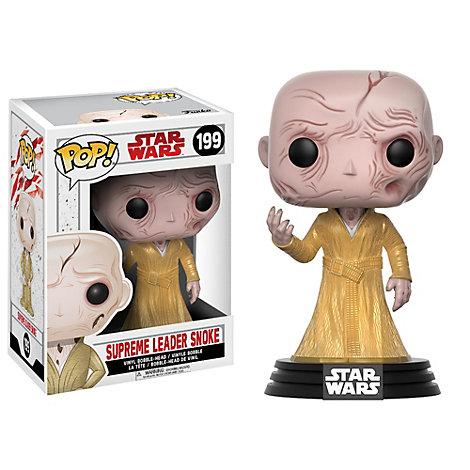 Star Wars: Die letzten Jedi - Oberster Führer Snoke Pop! Vinylfigur von Funko