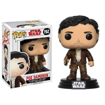 Poe Dameron Pop! Figure by Funko, Star Wars: The Last Jedi