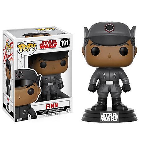 Figurine Funko Pop! Finn en vinyle, Star Wars: Les Derniers Jedi