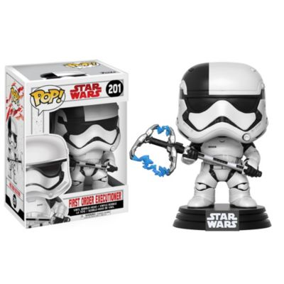 Figura Pop! del Ejecutor de la Primera Orden, de Funko, Star Wars: Los Últimos Jedi