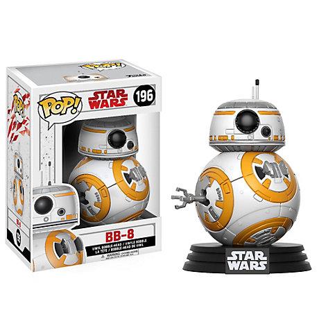 Star Wars: Die letzten Jedi - BB-8 Pop! Vinylfigur von Funko
