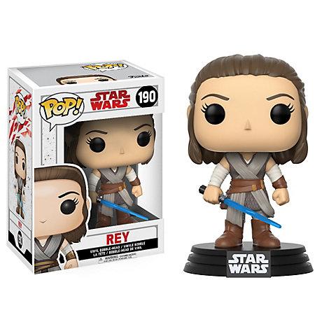 Rey Pop! Figur från Funko, Star Wars: The Last Jedi