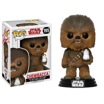 Chewbacca Pop! figur fra Funko, Star Wars: The Last Jedi