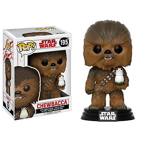 Chewbacca Pop! Figure by Funko, Star Wars: The Last Jedi