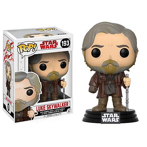 Luke Skywalker Pop! Figur från Funko, Star Wars: The Last Jedi