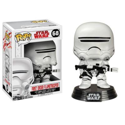 Figura Pop! de vinilo de soldado lanzallamas, de Funko, Star Wars: Los Últimos Jedi