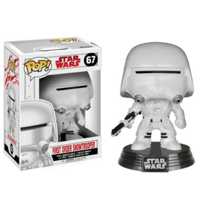 Snowtrooper Pop! vinylfigur fra Funko, Star Wars: The Last Jedi