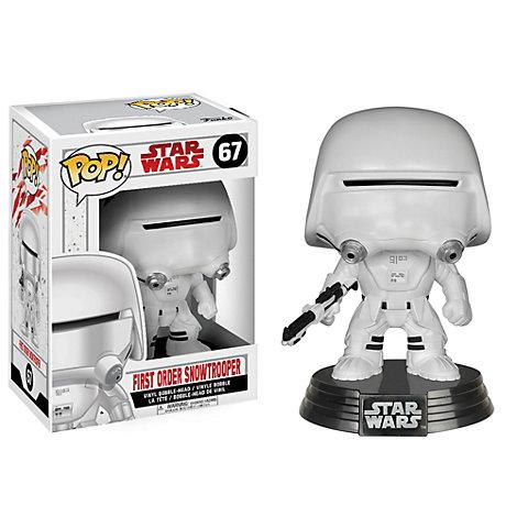 Figura Pop! de vinilo de soldado de las nieves, de Funko, Star Wars: Los Últimos Jedi