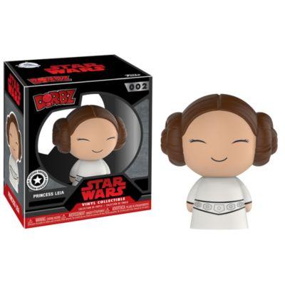Figura vinilo Dorbz Princesa Leia, Funko