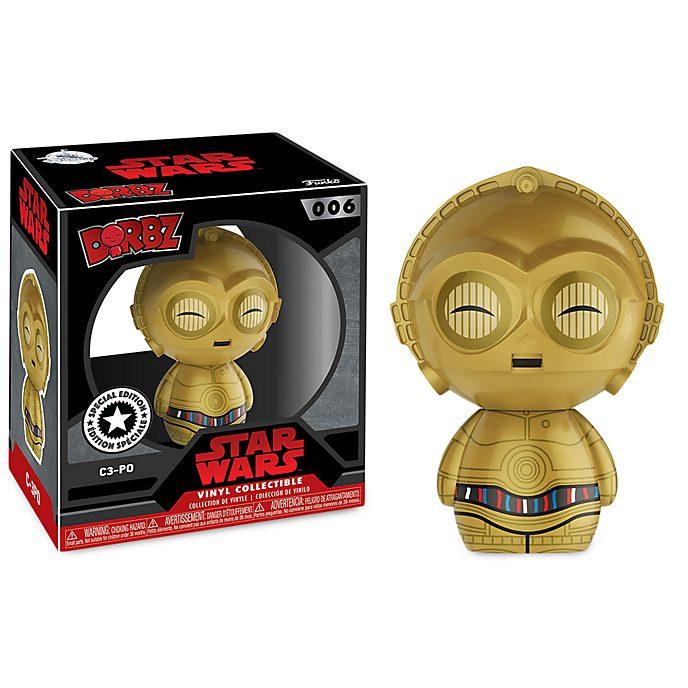 Personaggio in vinile serie Dorbz di Funko C-3PO