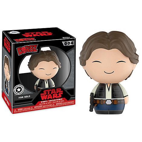 Figura vinilo Dorbz Han Solo, Funko
