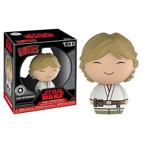 Personaggio in vinile serie Dorbz di Funko Luke Skywalker