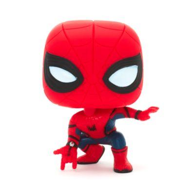 Personaggi in vinile Iron Man e Spider-Man serie Pop! di Funko