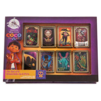 Disney Pixar Coco pins i begränsad upplaga