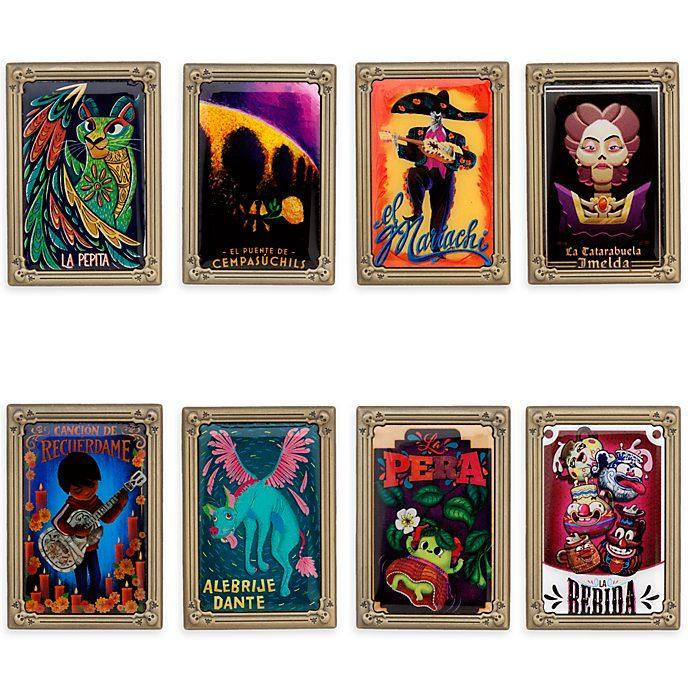Limited Edition Disney Pixar Coco Pin Set