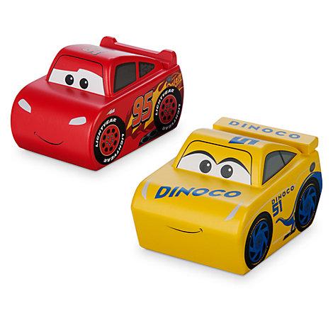 Figurines de collection en édition limitée, Disney Pixar Cars3