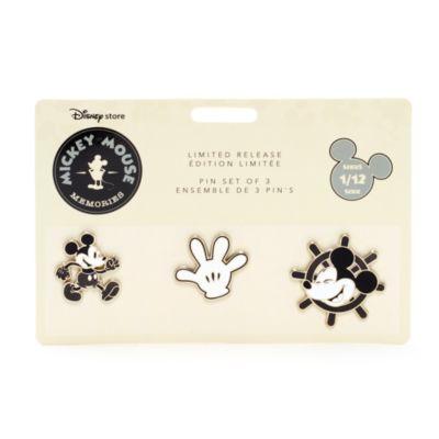 Ensemble de pin's Mickey Mouse Memories, 1 sur 12