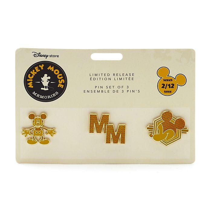 Micky Maus Memories - Anstecknadelset - 2 von 12