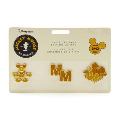 Ensemble de pin's Mickey Mouse Memories, 2 sur 12