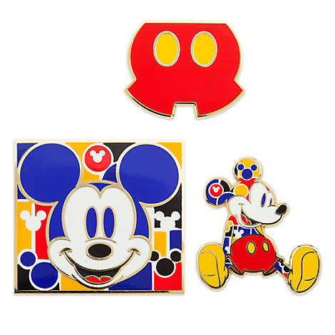 Set di spillette Mickey Mouse Memories, 3 di 12