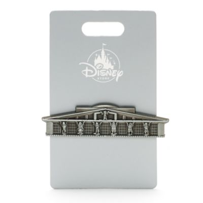 Team Disney Dwarfs Building Pin