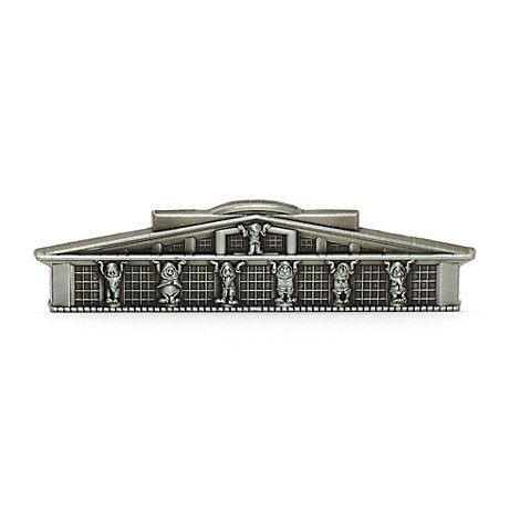 Team Disney Dwarfs Building Pin