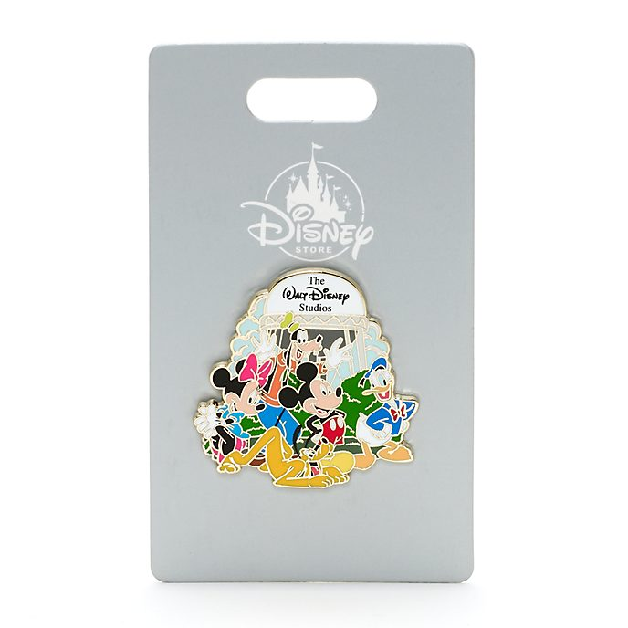 Pin's Château d'eau Walt Disney Studios
