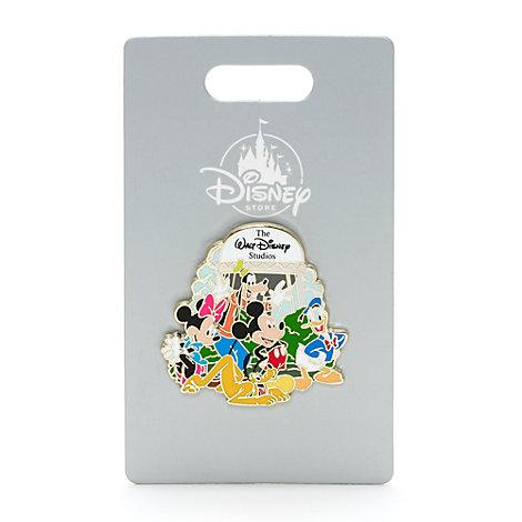 Walt Disney Studios Water Tower Pin