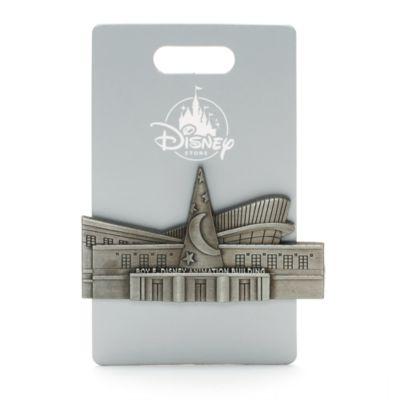 Walt Disney Studios Animation Building Pin