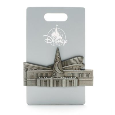 Pin edificio Walt Disney Animation Studios