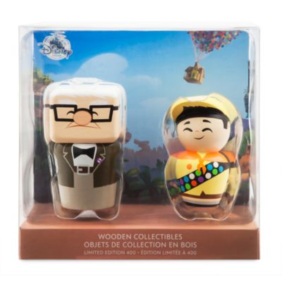 Disney Pixar Up Wooden Collectibles