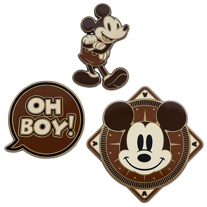 Mickey Mouse Memories Pin Set, 4 of 12