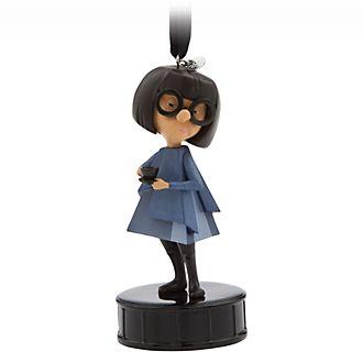 Edna Mode - Limitierte Edition - Dekorationsstück zum Aufhängen