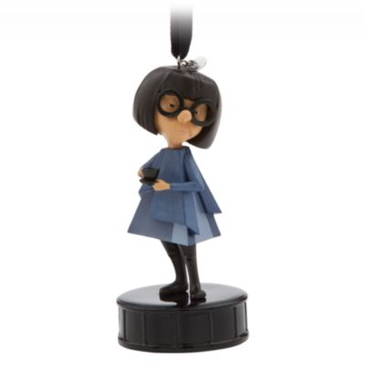 Edna Mode Limited Edition Hanging Ornament