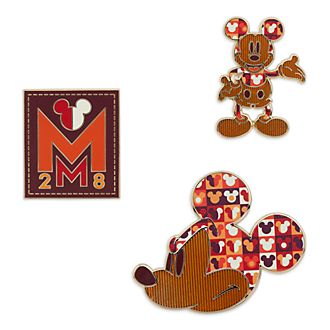 Disney Store Mickey Mouse Memories Pin Set, 7 of 12