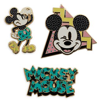 Disney Store Mickey Mouse Memories Pin Set, 9 of 12