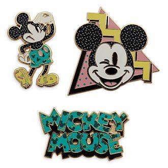 Juego de pins Mickey Mouse Memories, Disney Store (9 de 12)
